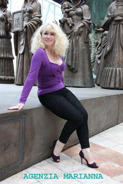 Incontra la ragazza Russa Tatiyana, di Samara (Russia)