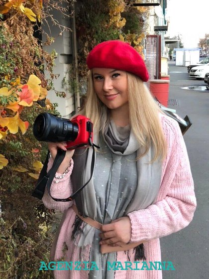 Incontra la ragazza Russa Alina, di Samara (Russia)