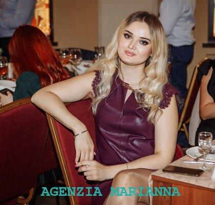 Incontra la ragazza Russa Anna, di Ekaterinburg (Russia)
