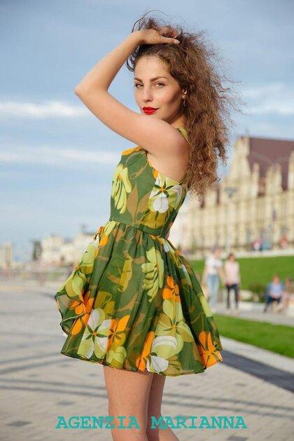 Incontra la ragazza Russa Ekaterina, di Samara (Russia)