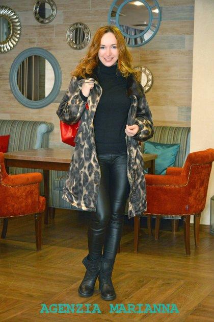 Incontra la ragazza Russa Olga, di Samara (Russia)