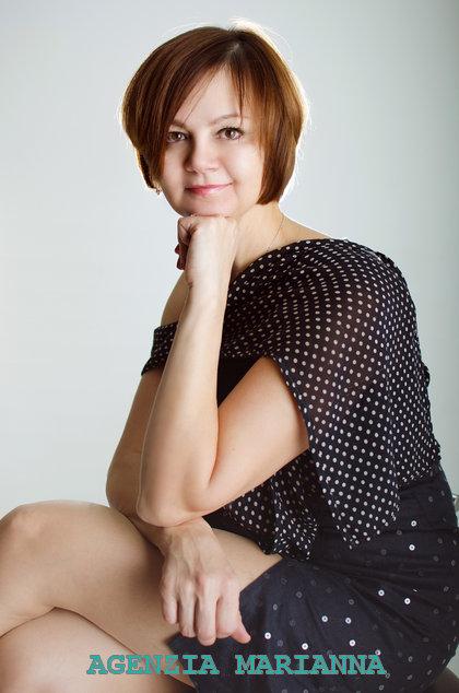 Incontra la ragazza Russa genrietta, di Samara (Russia)