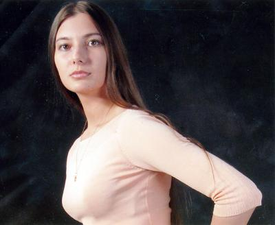 ragazza di Donetsk