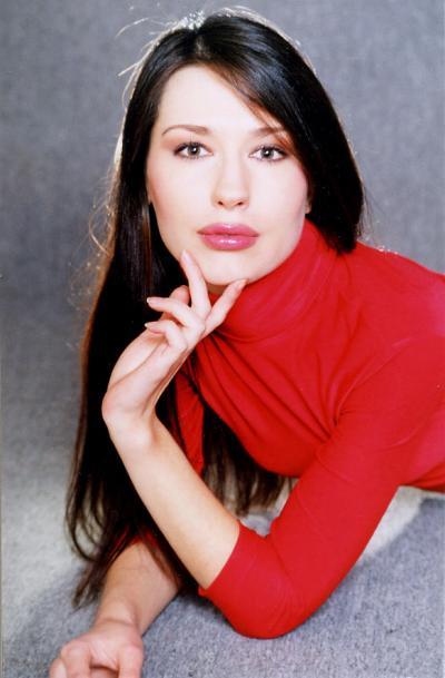 ragazza di Dushanbe