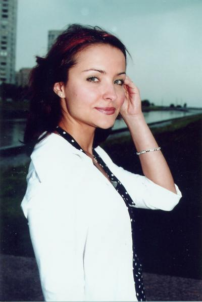 ragazza Russa di Kaliningrad