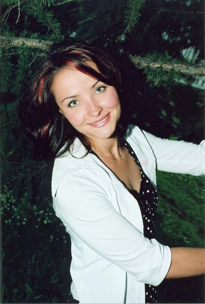 ragazza di Kaliningrad