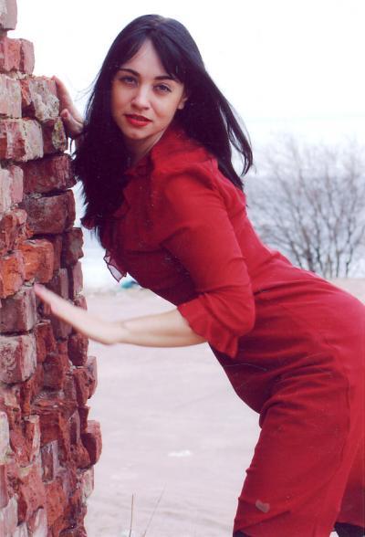 ragazza di Kherson