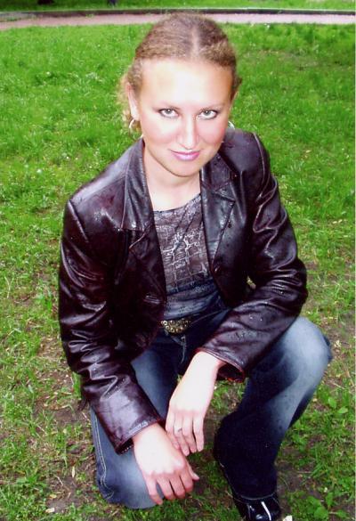 ragazza di Chisinau