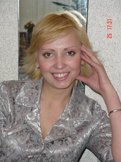 donna di Kislovodsk
