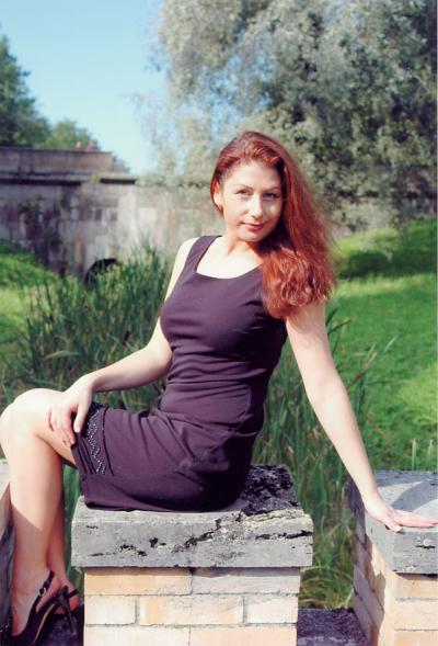 ragazza di Mosca