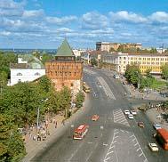 Kremlin Novgorod