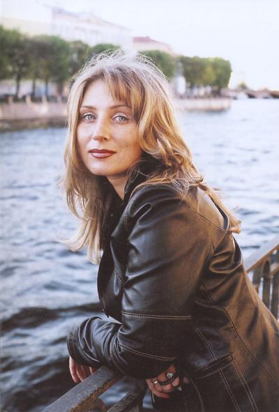 ragazza Russa di Petrozavodsk