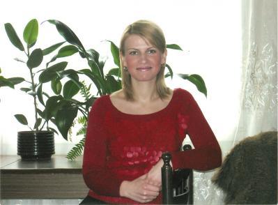 ragazza Lettone di Riga