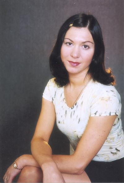 ragazza Russa di Ryazan