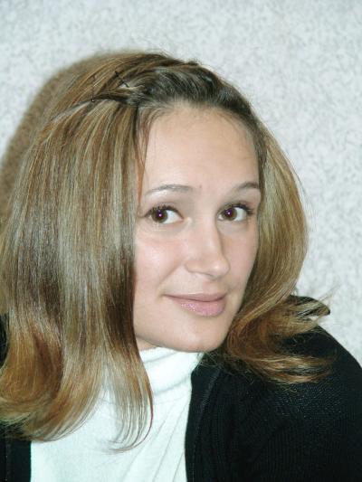 ragazza di Stavropol