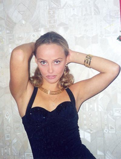ragazza di Ulyanovsk