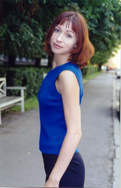 ragazza di Vologda