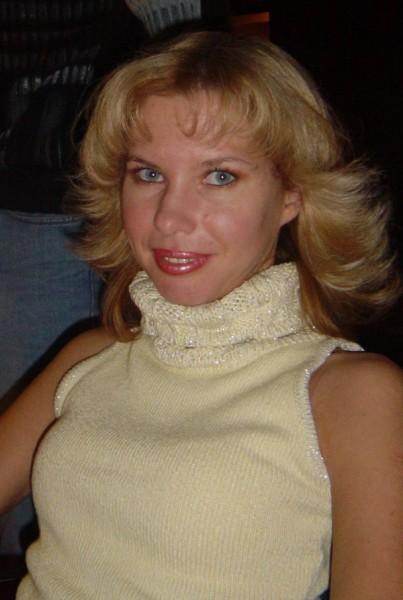 Donna Saint-Petersburg