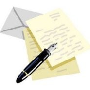 lettere di ringraziamento