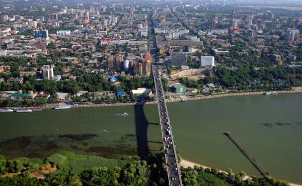 Rostov, con le ragazze Russe di Rostov